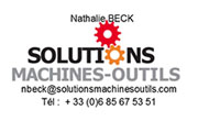 solution machines outils